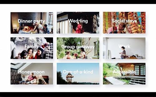 「Airbnbコレクション」