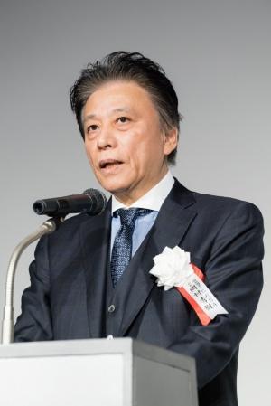 CESAの岡村秀樹会長