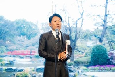 CESA理事の辻本春弘氏