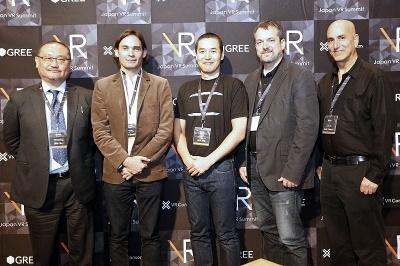 Japan VR Summit 2(2016年11月開催)に登壇した講師たち