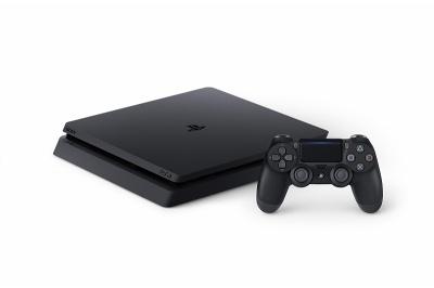 小型・軽量化した「PlayStation 4」(CUH-2000シリーズ)