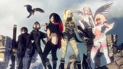 『GRAVITY DAZE 2』 (C)2017 Sony Interactive Entertainment Inc.