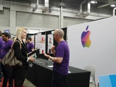 Job Marketに参加したApple
