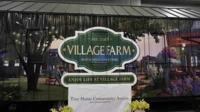 困ったときも家族のように助け合いができる小さい家が集まったオースティンのコミュニティタウン「VILLAGE FARM」。高齢者をはじめ、単身世帯が増加していくと予想される先進国の問題に対して、未来の家族の形を想像させる取り組みに感じた