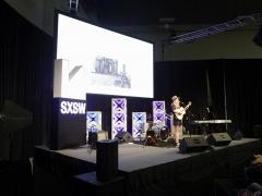 SXSWの後半は別の顔!VRが音楽業界にも影響を与える(画像)