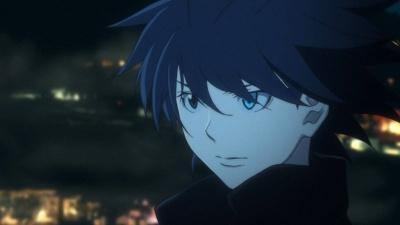 『B:The Beginning』では作品の雰囲気を重視してか、画面は全体的に薄暗い
