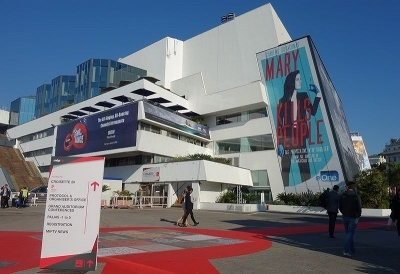 2017年4月にフランス・カンヌで開催された世界最大規模の番組見本市「MIPTV」