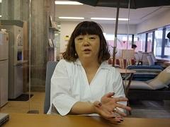 越尾由紀氏 カスタマー・コミュニケーションズ 執行役員アナリティクス・ソリューション部長 兼 リテールマーケティング部長