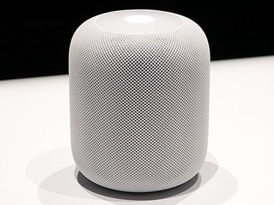 AppleのHomePod。高音質で他社と差異化を図る