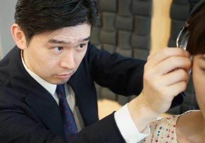 Just earの耳型採取を一手に担う東京ヒアリングケアセンターを運営するヴァーナル・ブラザーズの菅野聡氏