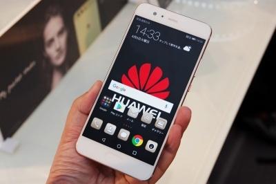現在、日本のファーウェイといえば格安SIM向けの大手SIMフリースマホメーカーという印象が強い。6月9日には最新モデルのP10シリーズを発表している