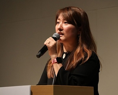 JapanTaxi CMO(最高マーケティング責任者)の金高恩氏