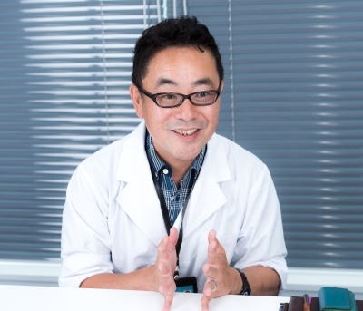VRの先を語る小山氏