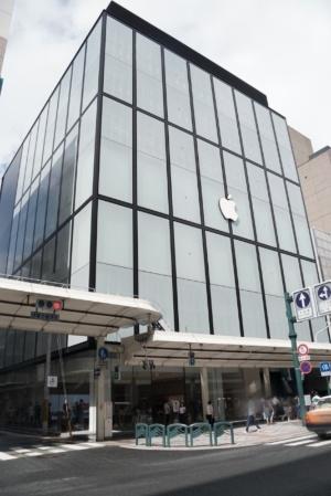 関西地方では2つめとなるアップルの直営店「Apple京都」が2018年8月25日にオープン