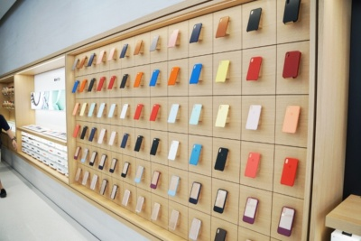Apple純正のアクセサリー製品を販売