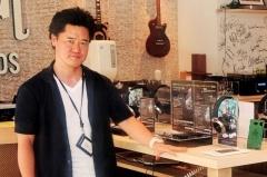 オンキヨー&パイオニア イノベーションズ ネットワークサービス事業本部 クロスマーケティング課エグゼクティブプロデューサーの亀井隆司氏