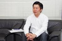 オンキヨー&パイオニアイノベーションズ プロダクトプランニング部音楽コンテンツ課ディレクターの祐成秀信氏