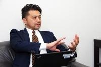 イノベーション事業本部マーケティング部マーケティング課 課長 家倉宏太郎氏