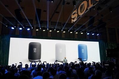 Googleアシスタント対応のワイヤレススピーカー「LF-S50G」