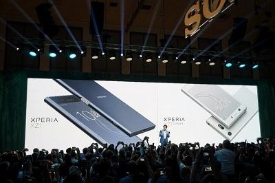 「Xperia XZ1」「Xperia XZ1 Compact」も発表