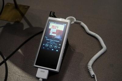 NW-ZX300はハイエンドの技術を投入した高音質モデル