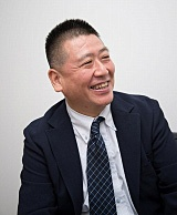 TBSテレビ事業局事業部担当部長で、IHIステージアラウンド東京の支配人を務める松村恵二氏(撮影/志田彩香)
