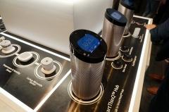 LGによる「SmartThinQ HUB」。韓国国内で発売