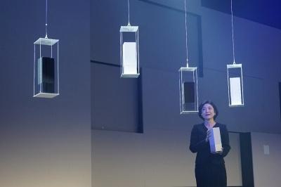 パナソニックはグーグルの音声アシスタント「Googleアシスタント」を搭載したスピーカー「SC-GA10」を発表した