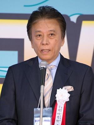 CESA(コンピュータエンターテインメント協会)の岡村秀樹会長