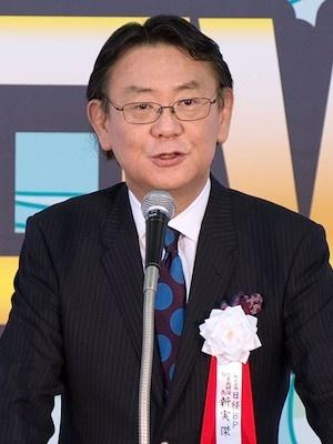 日経BP社の新実 傑社長