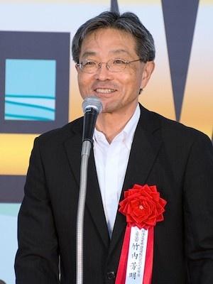 経済産業省の竹内芳明審議官