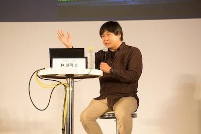 セガゲームス コンシューマ・オンラインカンパニー 第3CSスタジオ プロデューサー・林氏
