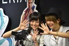イベントは「ニコニコ生放送」で中継されており、コメントを見ながらの進行になった