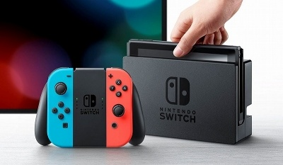 任天堂の『Nintendo Switch』