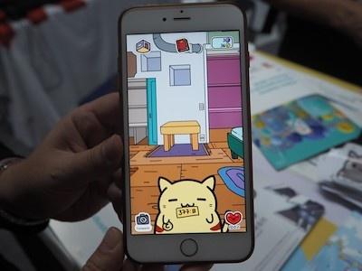 HYPERBEARD GAMESという企業が開発した、かわいい猫の世話をしながら楽しむスマートフォンゲーム「KleptoCats」。日本語対応がなされており、日本向けにも配信されている