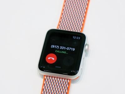 近くにiPhoneがなくても、音声通話やデータ通信が使える