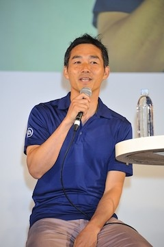 Electronic Arts Electronic Arts Corp VP & GM Mobile Japanの牧田和也氏