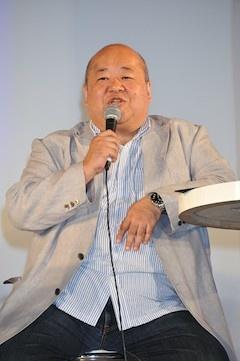 バンダイナムコエンターテインメント 取締役 CS事業部担当の冷泉弘隆氏