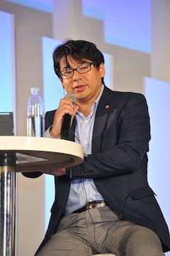 SMBC日興証券 株式調査部 エンタテインメント・メディアチーム シニアアナリストの前田栄二氏