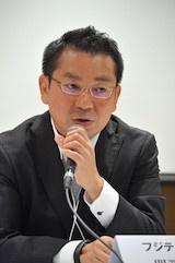 フジテレビジョン 総合開発局メディア開発センター ペイTV事業部 部長・門澤清太氏