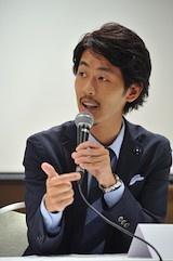LINEコーポレートビジネスグループ LINE Ads Platformビジネス推進室 セールスチーム マネージャー・池端由基氏
