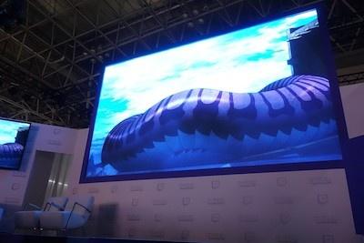 イベントではBROTHERHOOD | FINAL FANTASY XVの最終話が上映された。世界で初公開という