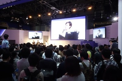 Twitchブースには大勢のファンが詰めかけており、イベントは終始大盛況だった