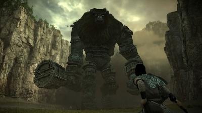 『ワンダと巨像』(販売元:ソニー・インタラクティブエンタテインメント、2018年発売、価格未定)。2005年に発売され、その映像美と、他に類を見ない叙情性で国内外から絶賛された名作アクションゲームがPS4で復活 (c)Sony Interactive Entertainment Inc