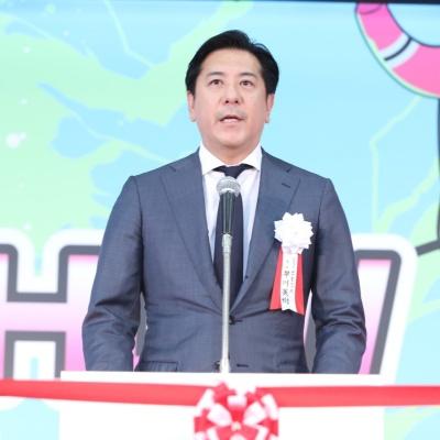 CESA会長の早川英樹氏