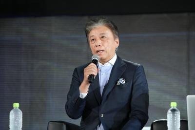 日本eスポーツ連合(JeSU)会長の岡村秀樹氏