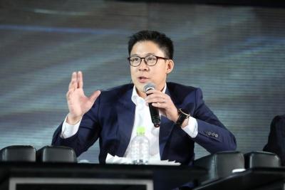 Asian Electric Sports Federation(AESF)会長 ケネス・フォック氏