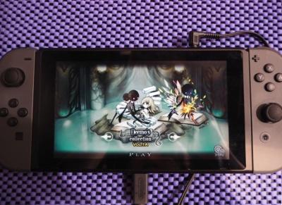 試遊台では、Vol 1Aと追加版の1Bをプレイすることができる