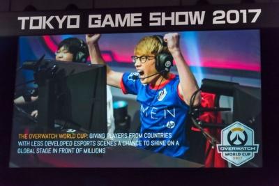 外国で開かれたeスポーツイベントで日本人プレーヤーが優勝することもあるという