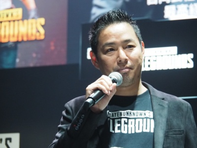 DMM GAMESの片岸憲一氏は同社が取り組んできたPJSの実績と、それが認められ、改めて公式リーグとして開幕する運びとなったことを報告